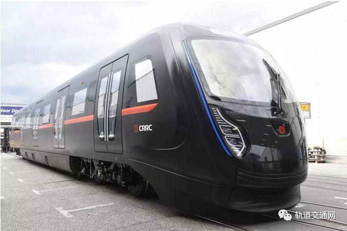中国中车:新一代碳纤维地铁车辆全球发布!_16