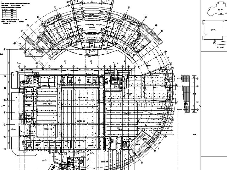 盐城图书馆给排水系统工程施工图