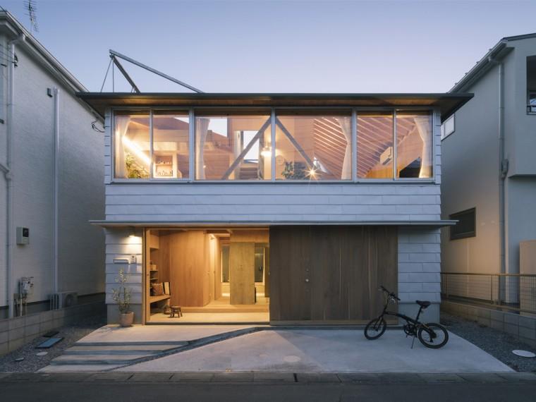 日本回字小住宅