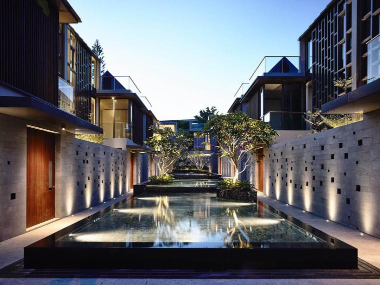 新加坡卓弯住宅/HylaArchitects_9