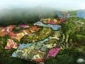 遵义龙坪玫瑰创意生态产业园规划设计方案