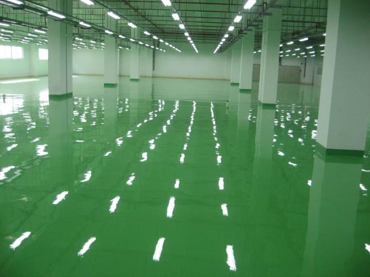 选择工业环氧地坪漆时应注意的事项