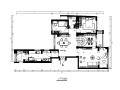 完整的现代风格复式楼设计CAD施工图(含效果图)