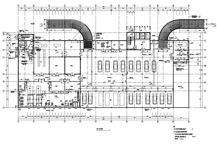 [安徽]中心医院综合楼室内设计全套图