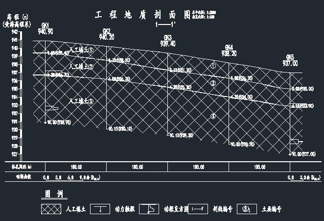 山间冲洪积盆地光伏发电项目岩土工程初步勘察