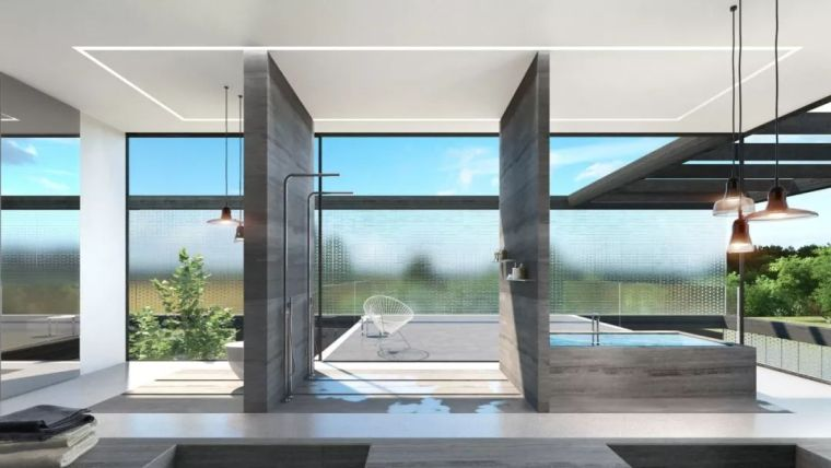 1500m²大别墅,极简大师这样打造,美竟如此纯粹!_84