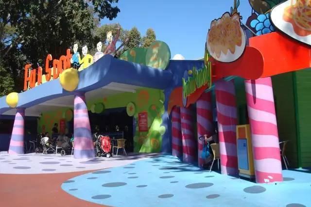 你需要知道的幼儿园景观设计法宝,责任大于天!_5