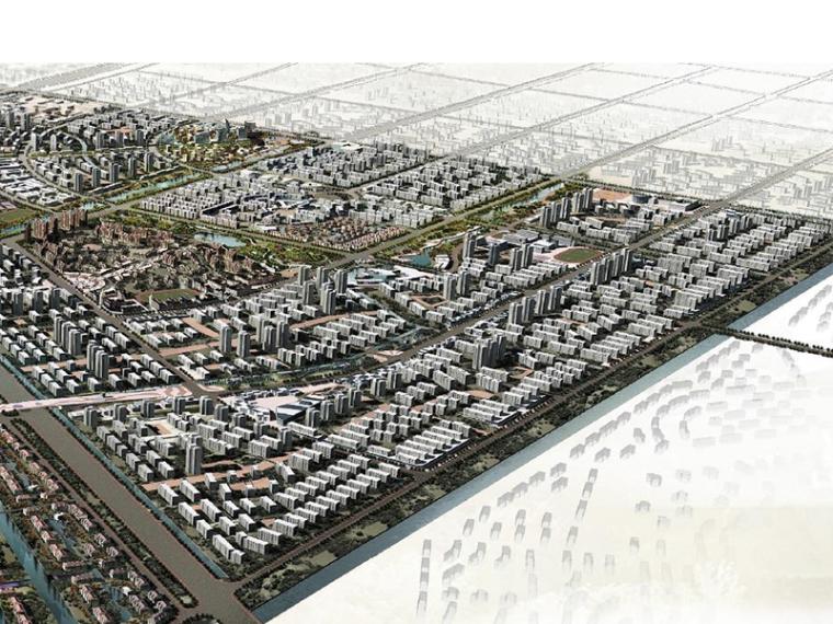 [江苏]如皋赋乐廷居住区修建性详细规划设计方案文本