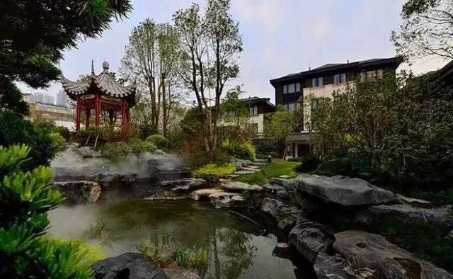 中式住宅景观 国人的田园梦_5