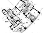 [北京]某温馨舒适高档公寓室内设计施工图