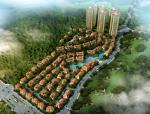 [广西]地中海风情高层及小底层住宅进驻设计方案文本