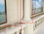 罗马柱和宝瓶栏杆上刷涂料,到底要不要批腻子?