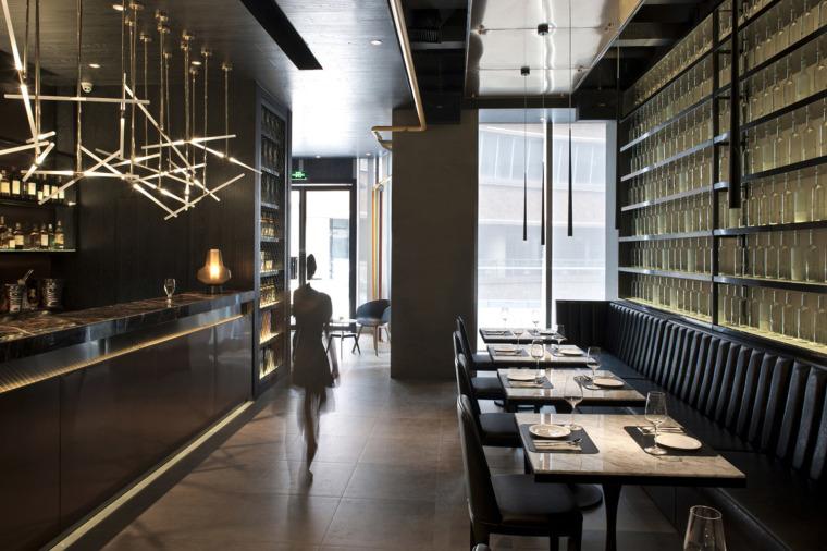 西安LINN BISTRO创意餐厅