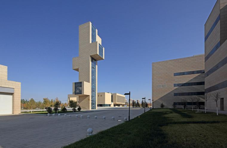 新疆昌吉州文化中心-6