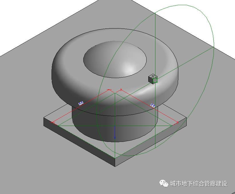 两个地下综合管廊通风系统设计_20