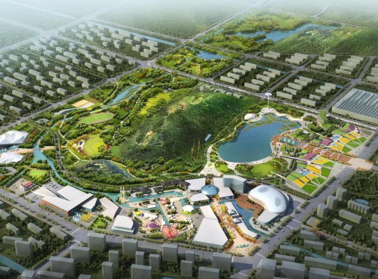 [江苏]苏州城市中央活力区景观规划设计文本(PDF+165页)—AECOM