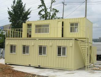 集装箱房屋现代移动房屋该如何进行防火防水处理