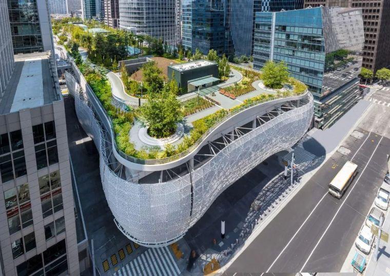 屋顶花园怎么设计?来看看就知道!文末附:60套屋顶花园资料