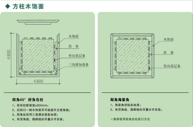 木制品深化节点图集