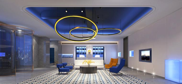 驻马店星际酒店设计案例