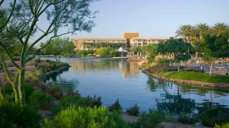 美国沙漠主题度假酒店