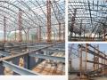 [广东]标志性铁路新型房站钢结构工程施工管理经验交流(多图)