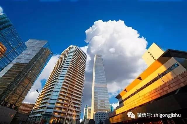 超高层建筑10大技术难点及应对措施,含施工、结构、机电、消防等