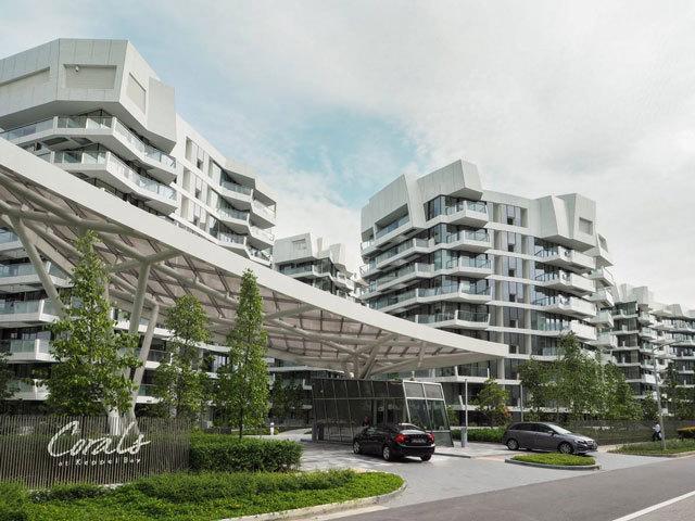 新加坡吉宝湾丽珊景住宅景观设计_14