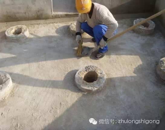防水施工可视化交底,简便不简单!