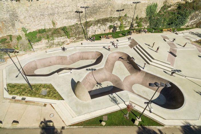卢森堡滑板公园-25