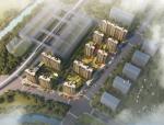 翁梅站住宅项目规划建筑设计方案文本