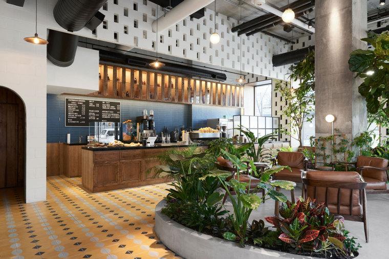 英国DEVOCION咖啡店