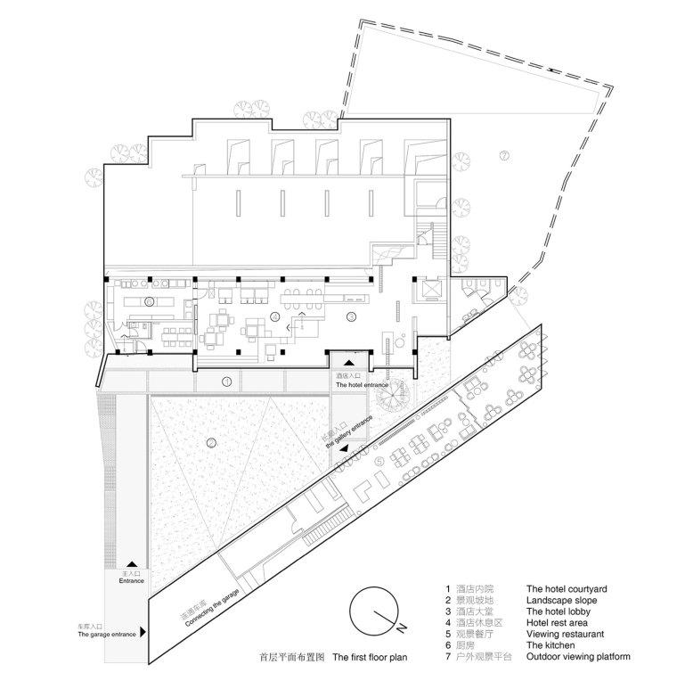 张家界传统湘西风格的六甲设计酒店-28