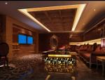 长乐空港之夜国际音乐会所欧式风格-施工图和实景图