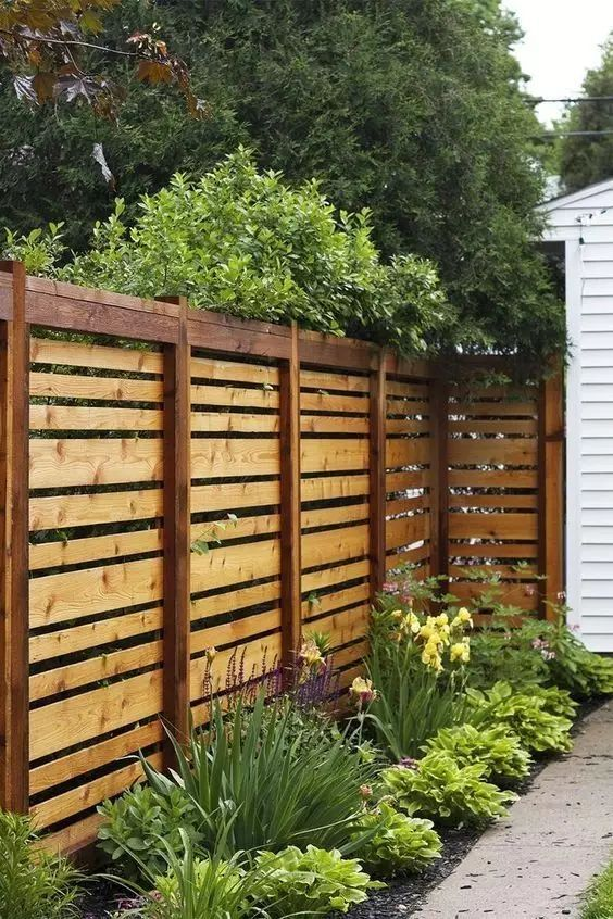 用心设计过的围墙,能让你家小院瞬间与众不同!_9