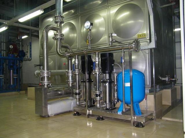 无负压变频供水原理+优点+使用条件,另一种很常见的供水方式!