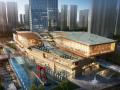 [湖南]晟通梅溪湖国际总部中心二期商业综合体项目方案设计