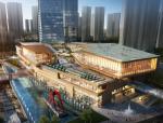 【湖南】晟通梅溪湖国际总部中心二期商业综合体项目方案设计