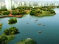 [江苏]南通市经济技术开发区核心区域景观规划(带状,水绿渗透)