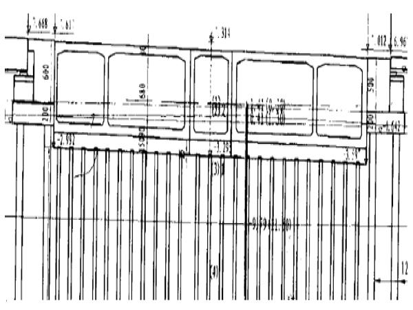 天山西路框架桥施工技术交底