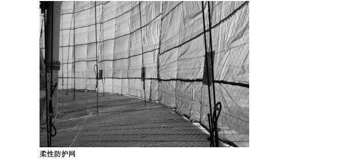 电视塔钢结构塔楼悬挑施工平台的研制