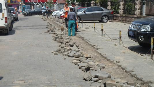 [浙江台州]居民社区道路及给排水工程施工组织设计