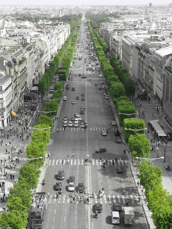 浅析城市街道空间景观规划设计(60套资料在文末)_4