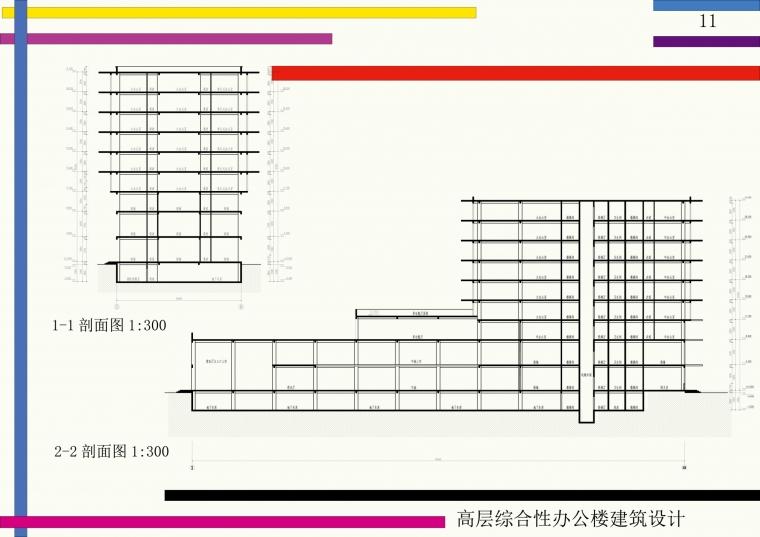 高层综合性办公楼建筑设计_14
