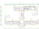 多层行政办公机构采暖通风系统设计施工图