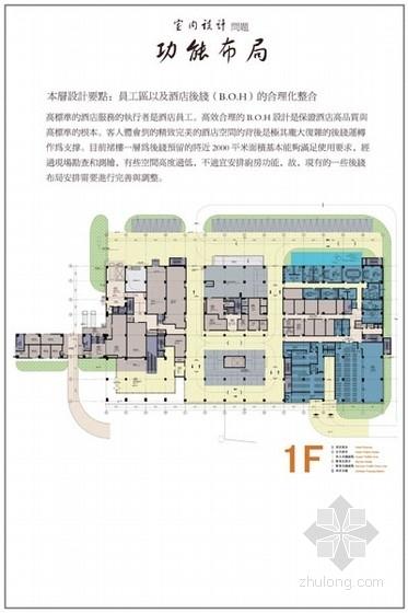 [上海]精品时尚现代风格机场候机楼过夜用房室内设计方案