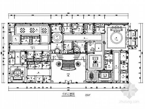黑龙江设计风格:欧陆风格图纸格式:jpg,cad2000图纸张数:85张设计时间