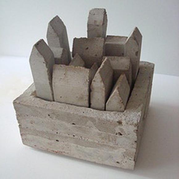看看国外学生/建筑师的概念模型_11