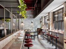 邂逅餐厅 视觉与味觉的诗意享受