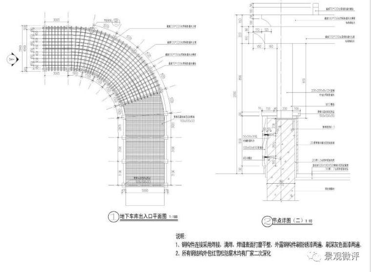 园林景观设计标准——地产居住区_12